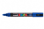 Posca Blue 2.5mm Medium tip Marker Pen